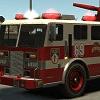 Fire Truck Letters