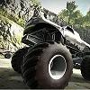 Monster Truck Letters