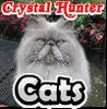 Cats Crystal Hunter