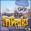Crystal TriPeaks Solitaire