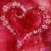 Hidden Letters Hearts