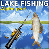 Alpine Lake Fishing