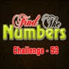 Hidden Numbers 53