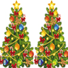 Christmas Tree Difference