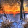 Icy Landscape Jigsaw