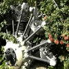 Engine Flowerbed