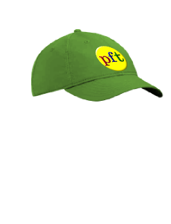 Female Logo Cap Green